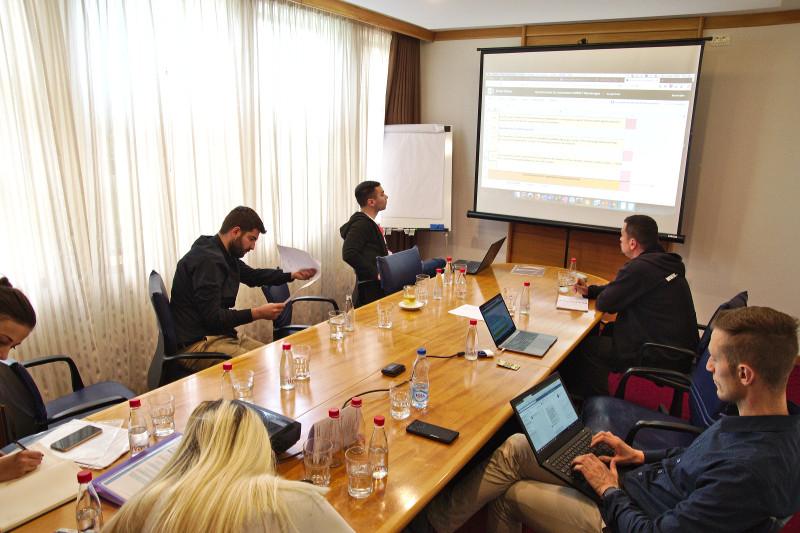 Assessment workshops define starting point for certification process