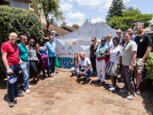 Work on certification continues in Nairobi